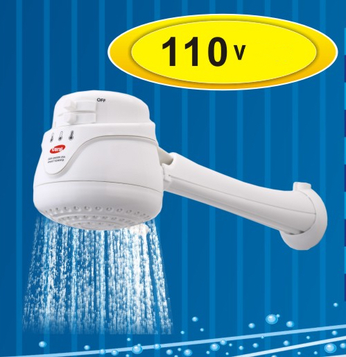 Coral Max 110v Electric Shower Head Instant Hot Water Heater Free Support Arm Excel Online Store